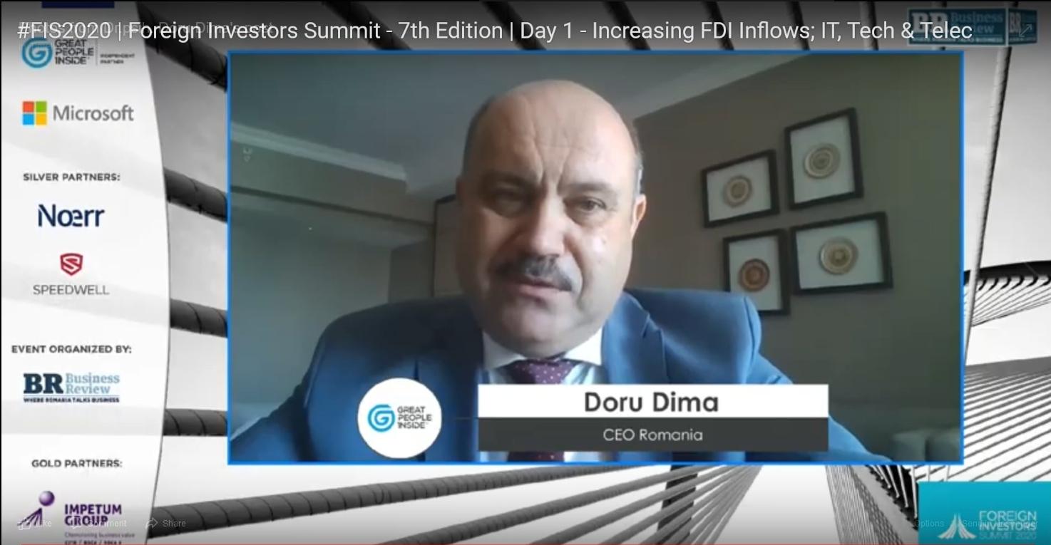 Conferinta FIS Blog Doru Dima
