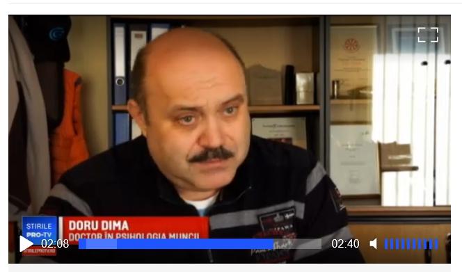 Reportaj ProTV Decembrie Blog Doru Dima