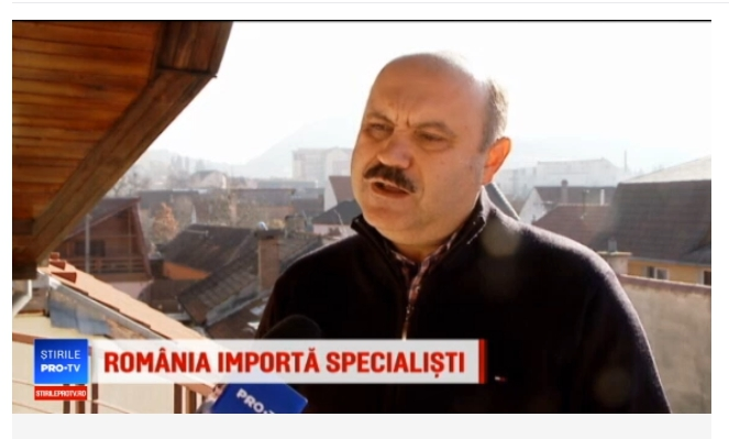 Reportaj ProTV Blog Doru Dima