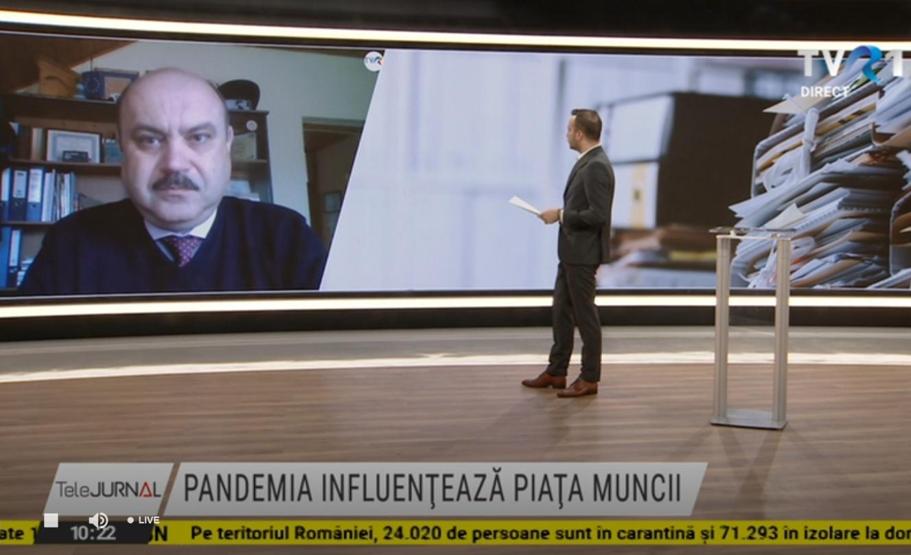 Telejurnal TVR1 Blog Doru Dima