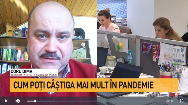 mai multi bani in pandemie Blog Doru Dima