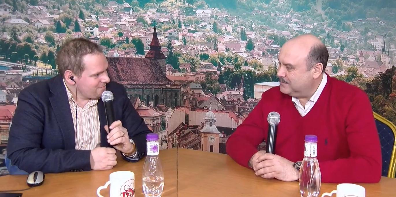 Doru Dima emisiune Business & Living