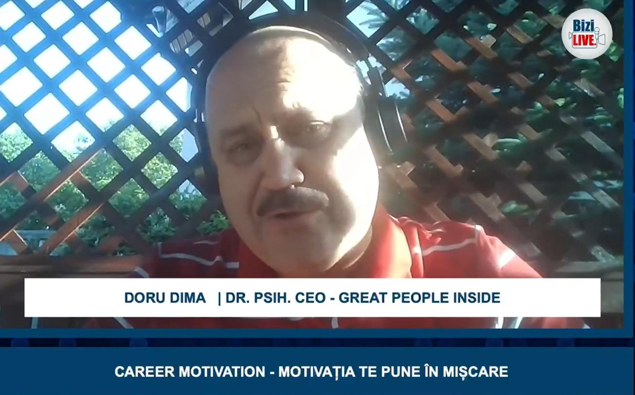 Doru Dima eveniment Career Motivation