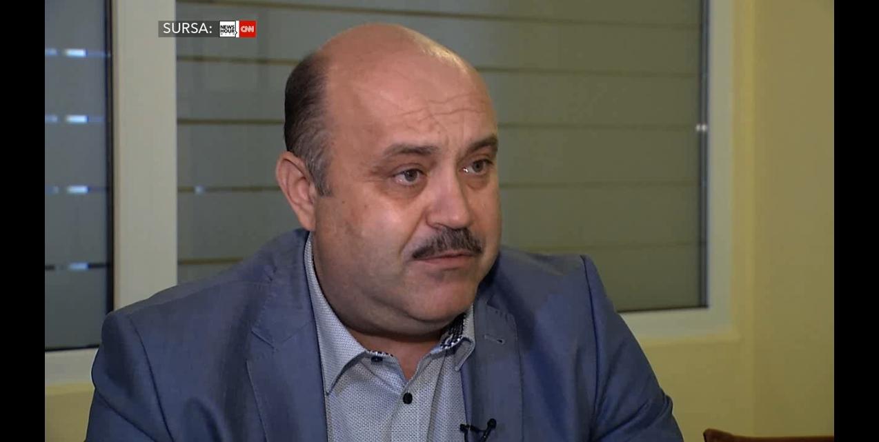 Doru Dima - Reportaj News Hour by CNN