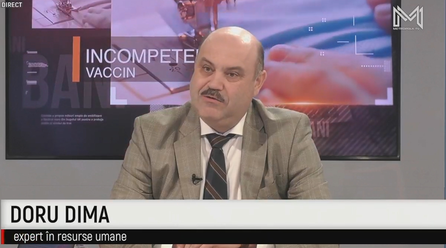 Doru Dima emisiune doar o cifra sa-ti mai spun